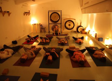 Yoga Supper Club by Candlelight