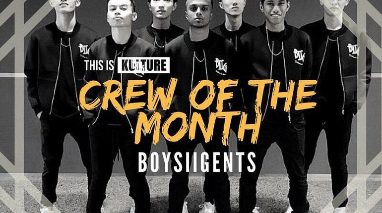 """Urban choreography (featuring """"Boys II Gents"""")"""