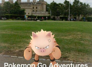 Pokemon Go takes on London Bridge