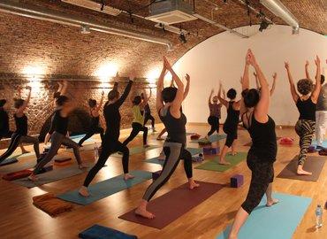 Yoga Supper Club presents Basement Boogie