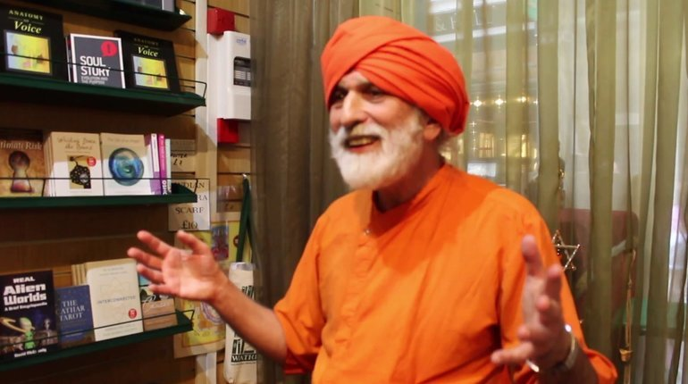 Funzing Talks   A Yogic Monks Guide To Inner Peace