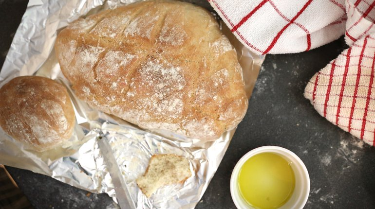 BYOB: Bake Your Own Bread with Mayte