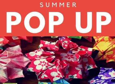Summer Pop Ups || Japanese Origami Crafting