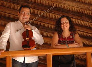 Fabiola Jose and Eddy Marcano concert