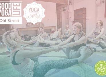 Yoga Supper Club with Honestly Healthy