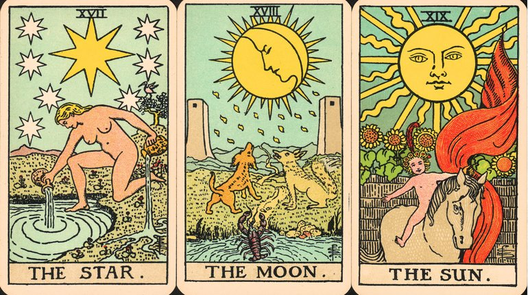 Introduction to Tarot @ Trapeze Bar