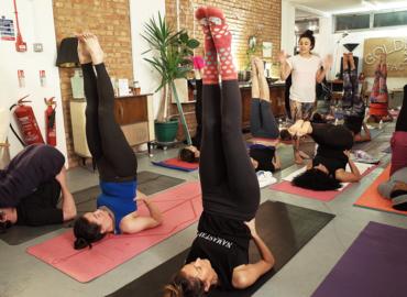 Yoga Supper Club in Angel