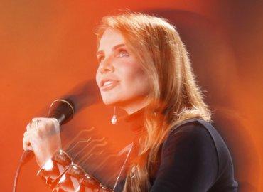 María Rivas Concert for Aldemaro Romero