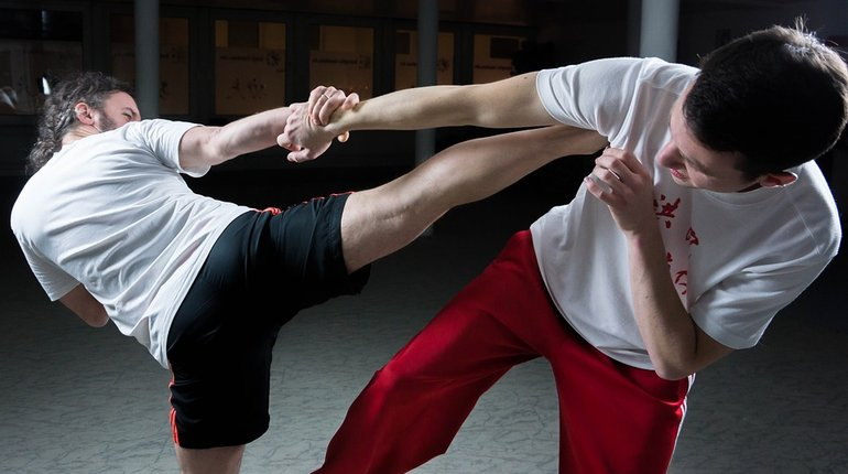 Kickboxing & Self-Defence in the Park (Bishan Park)