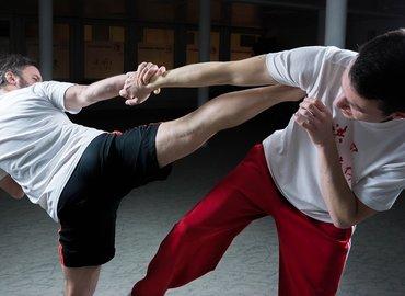 Kickboxing & Self-Defence in the Park (Bishan Park)