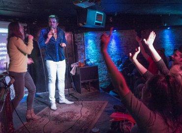 Karaoke Rumble - Hackney