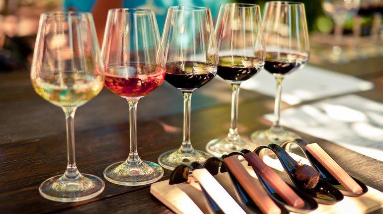 Chocolate and Wine Pairing Masterclass