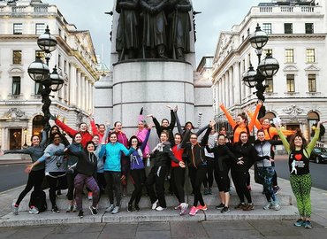 London's Power Women Running Tour