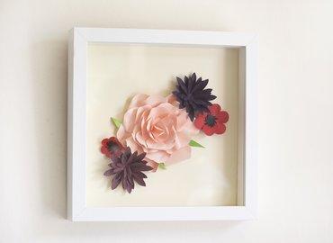 Get Creative at a Botanical Paperart Workshop