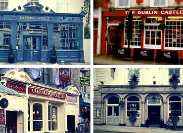 The Legendary Castle Pubs of Camden
