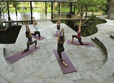 Yoga Al Fresco| The Hidden Gem - CITY HALL