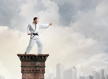 Take Your 1st Steps in Martial Arts