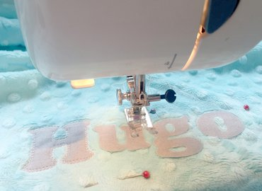 Learn How to Machine Applique