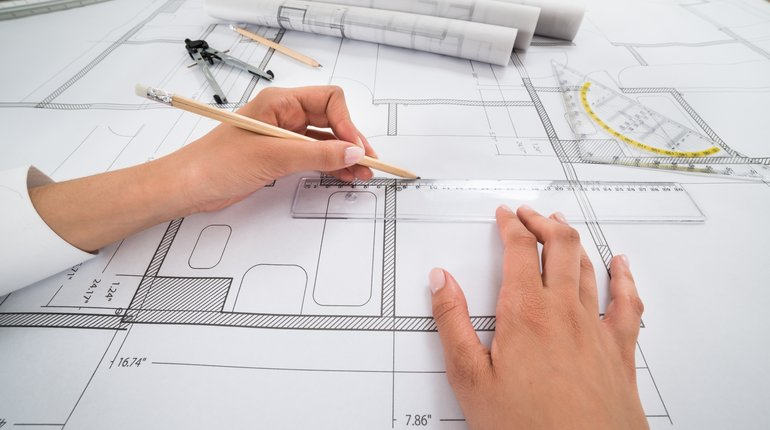 Learn to Draw like an Architectural Designer