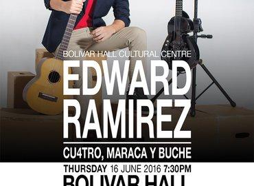 Edward Ramirez, Cuatro Concert