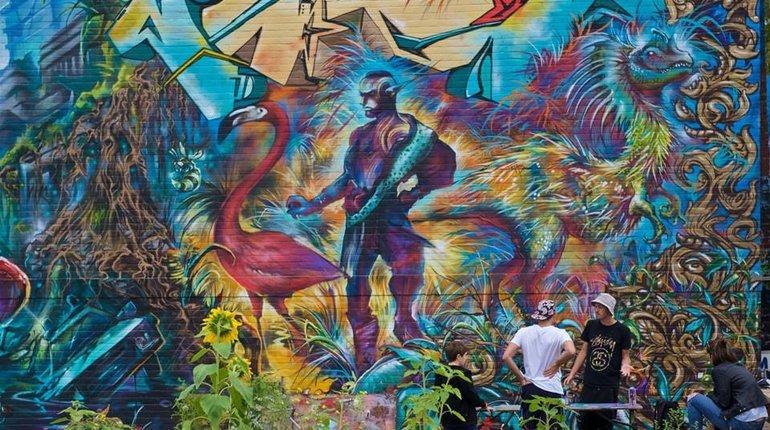 Graffiti & Street Art Workshop for your Team