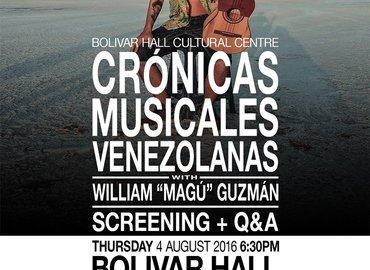 """""""Son de la Zona Screening"""" + Q&A"""