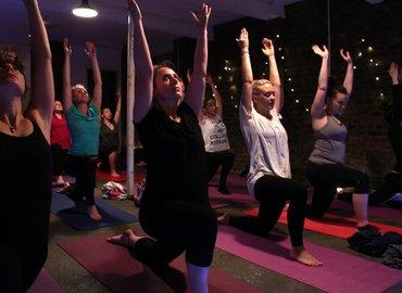 Yoga Supper Club presents Soul Food