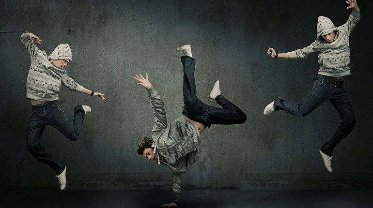 Hip Hop 101 - Basics, Groove & Move