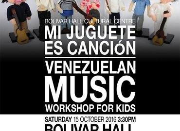 My Toy is Music: Venezuelan Music for Children