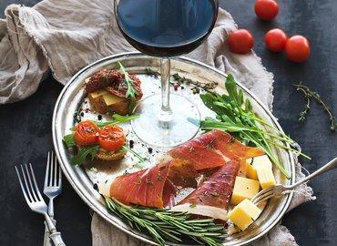 Spanish Wine and Tapas Matching Evening