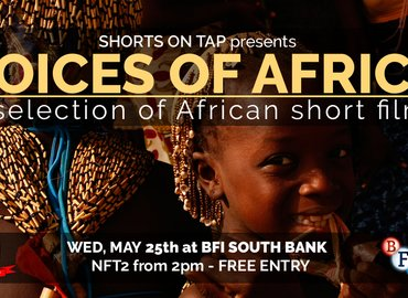 VOICES OF AFRICA - A selection of African short films