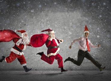 Citydash Christmas: A Festive Puzzle Game