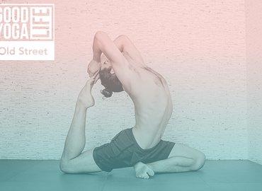 Yoga Workshop - Adam Husler 'Crown Your Pigeon'