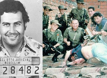 Pablo Escobar - The Real Story | Manchester