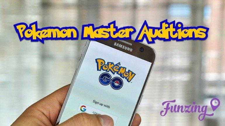Pokemon (c) Master Auditions