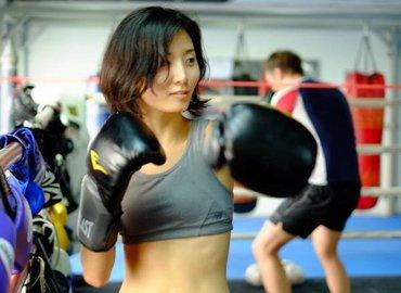 Boxing HIIT @ CT Hub 1