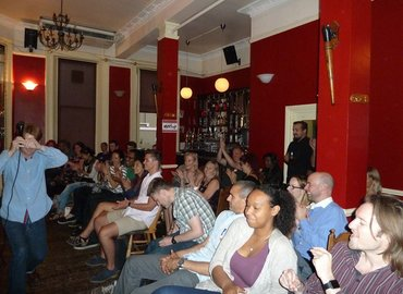 Free Comedy in Hammersmith - Scene Re-enactment