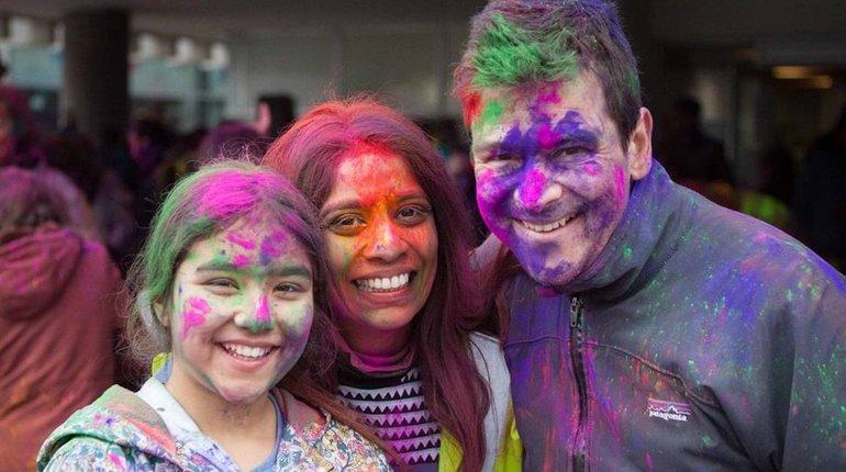 Magic of India Holi Colour, Sunday, April 22