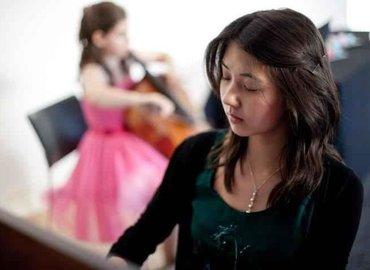 Piano Concert with Teresa Carreño Award Winner
