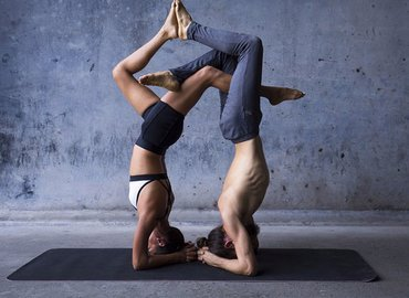 Journey to Headstand (Workshop)