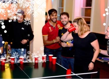 Christmas Pub Olympics - Beer Pong, Pool, Ping Pong