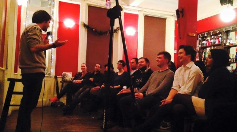 Free comedy in Hammersmith - Hecklers edition