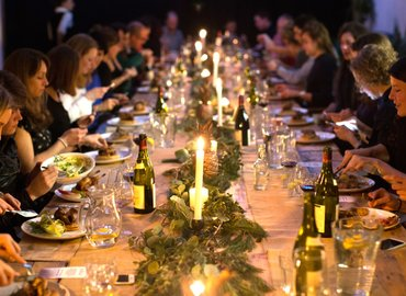 KinoVino Xmas: 'Babette's Feast' + 6 Course Feast
