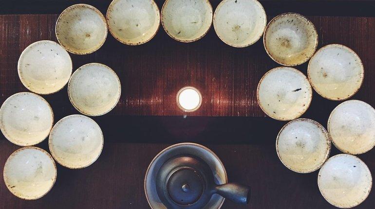 Summer Solstice Tea Ceremony