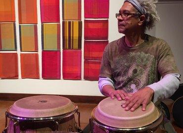 Free Percussion Master Class with Nene Quintero