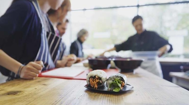 Experience True Sushi with Keiko