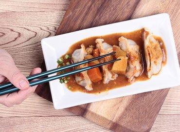 The Art of Japanese Food: Gyoza