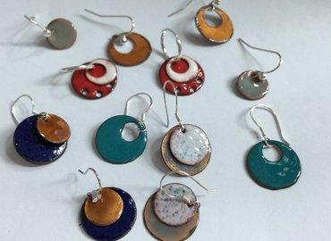 Make Enamelled Jewellery
