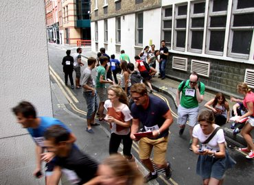 Citydash Notting Hill: A High Intensity Clue Hunt