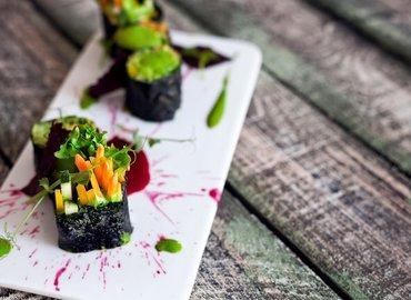 Superfood Vegan Sushi Workshop